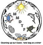 Mississippi Marine Debris Task Force logo