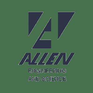 Allen Engineering and Science Logo