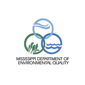 Mississippi Department of Environmental Quality Logo