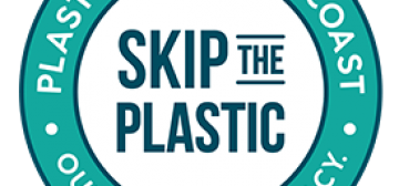 Skip the Plastic Logo